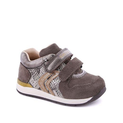 Pantofi sport bebelusi Rishon GB Smoke Grey