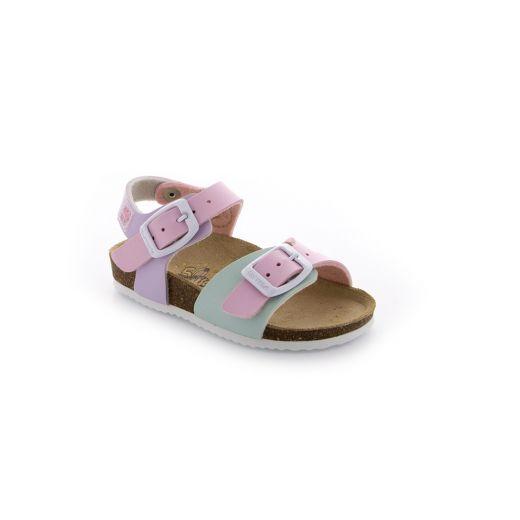 Sandale fete 182357A