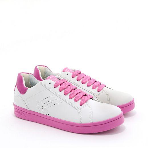 Pantofi Sport fete DJRock GA White Fuchsia