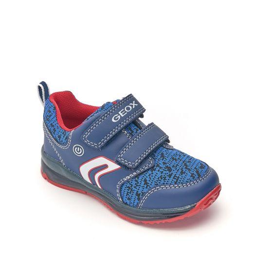 Pantofi Sport baieti Todo BC Navy Red Baby