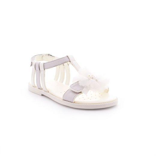 Sandale fete Karly GC White