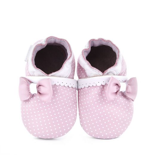 Pantofi bebelusi Chic Girl Rose