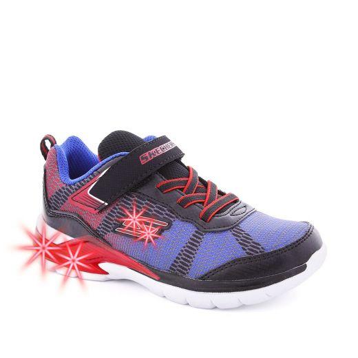 Pantofi Sport baieti Erupters II Lava Black Red