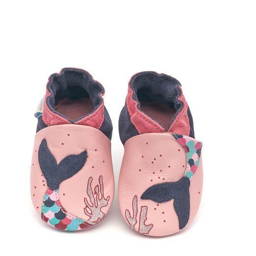 Pantofi bebelusi Mermaid Rose