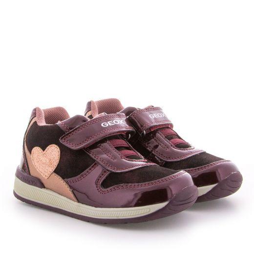 Pantofi Sport fete Rishon GB DK Bordeaux Pink