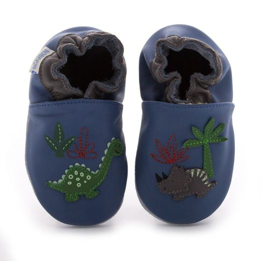 Pantofi baieti Dinorassic Bleu Denim
