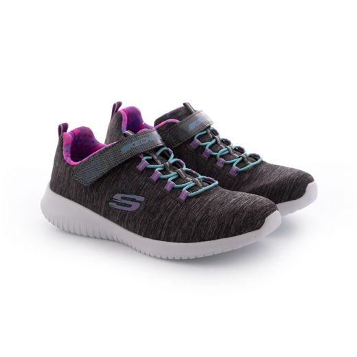 Pantofi Sport fete Ultra Flex First Choice Grey