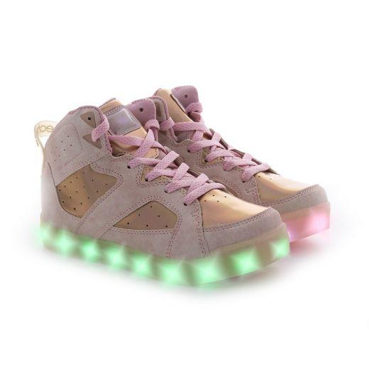 Ghete fete E Pro II Lavish Lights Light Pink