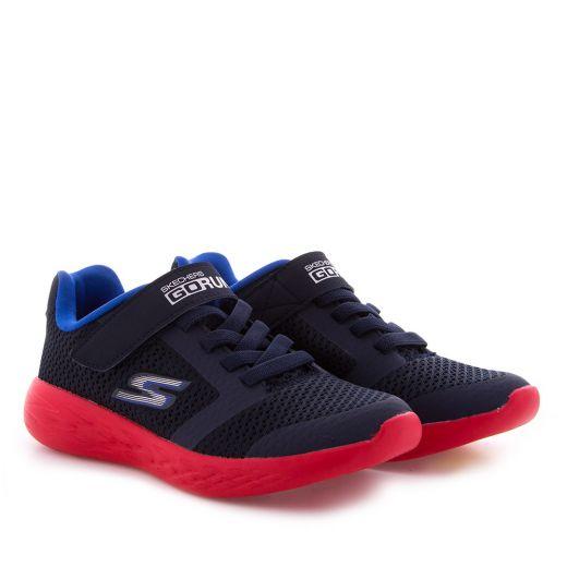 Pantofi Sport baieti Go Run 600 Roxlo Navy Red
