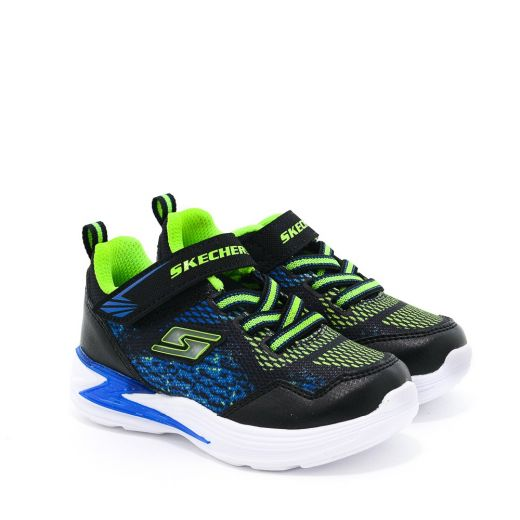 Pantofi Sport baieti Erupters III Black Lime