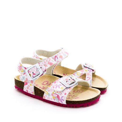 Sandale fete 192661A