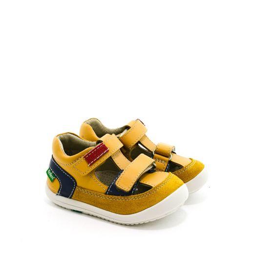 Sandale baieti 692390 Kid Jaune