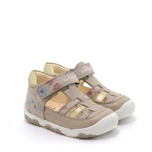 Sandale fete New Balu GA St Vi Beige