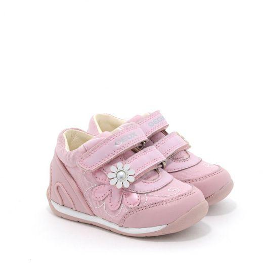 Pantofi Sport fete Each GG Pink White