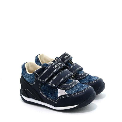 Pantofi Sport baieti Each BD 4002 Navy