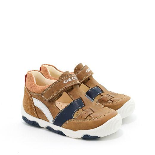 Pantofi Sport baieti New Balu BB Caramel