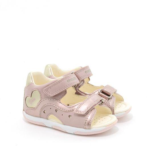 Sandale fete Tapuz GC Dk Rose Gold