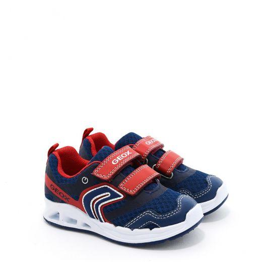 Pantofi Sport baieti Dakin BB Navy Red