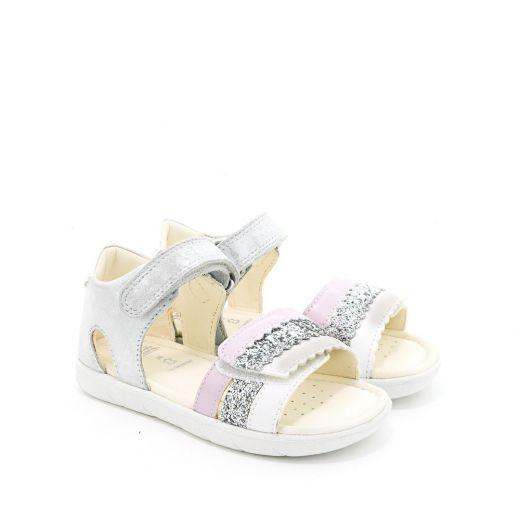 Sandale fete San Alul GB Silver