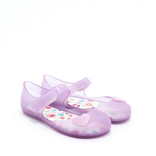 Sandale plaja fete Mia Corazon Lila