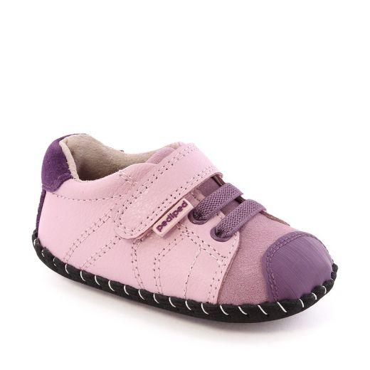 Pantofi bebelusi Jake Pink