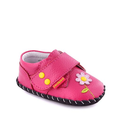 Pantofi bebelusi Aryanna Fuchsia