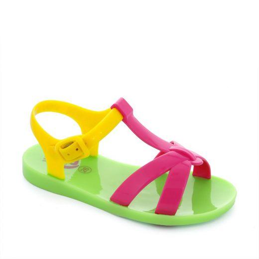 Sandale plaja fete 935902 Rosa
