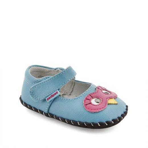 Pantofi bebelusi Jazzie Peacock