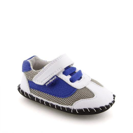 Pantofi bebelusi Cliff White Blue