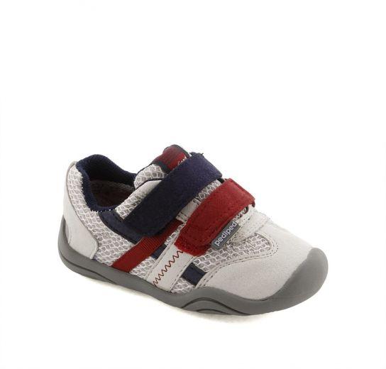 Pantofi bebelusi Gehrig Glacier Grey