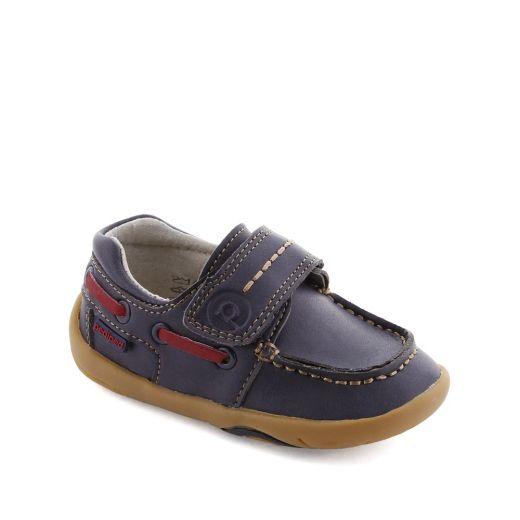 Pantofi bebe GG Norm Navy