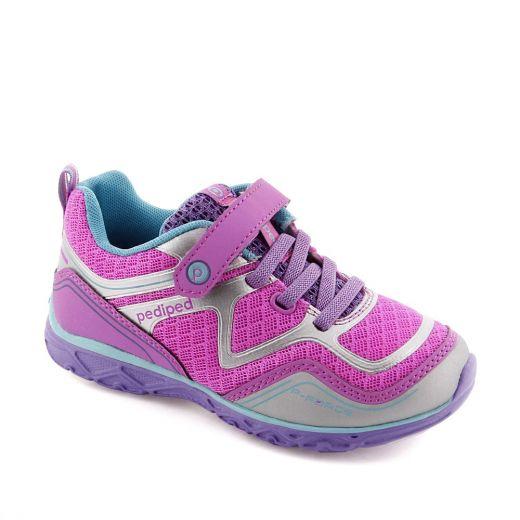 Pantofi sport fete Force Pink Silver