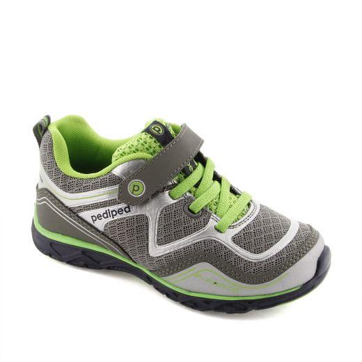 Pantofi sport baieti Force Grey Lime