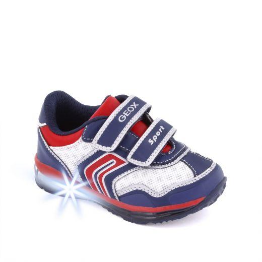 Pantofi sport baieti Todo Boy Navy Red