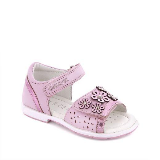 Sandale fete Verred Pink