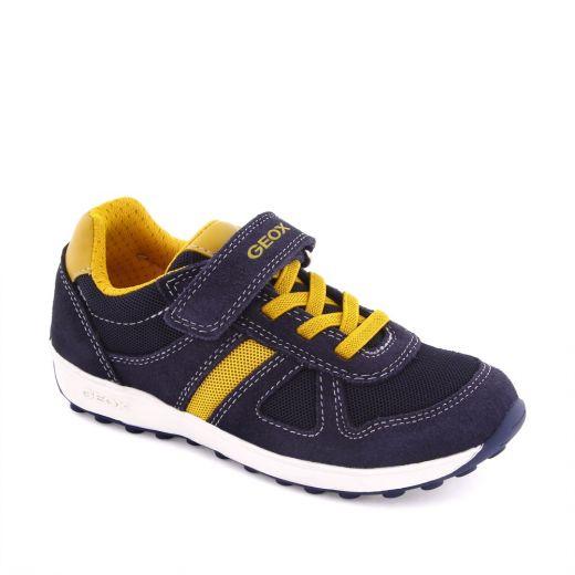Pantofi sport baieti Xitizen BB Navy Yellow