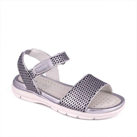 Sandale fete Sukie D Silver