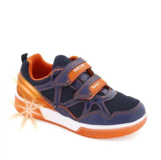 Pantofi sport baieti Argonat BB Navy Orange