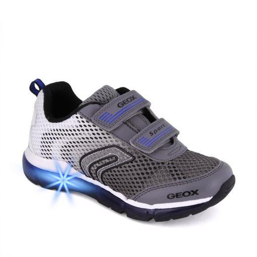Pantofi sport baieti Android BC Grey White