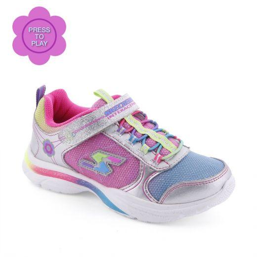 Pantofi sport fete Game Kicks Girl