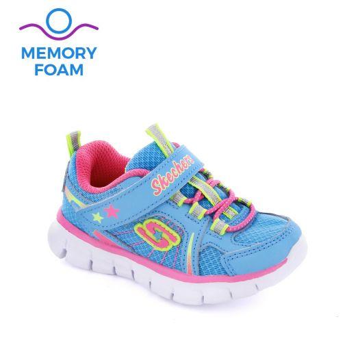 Pantofi sport fete Synergy Lovespun Blue