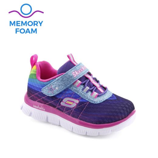 Pantofi sport fete Skech Perfect Multi