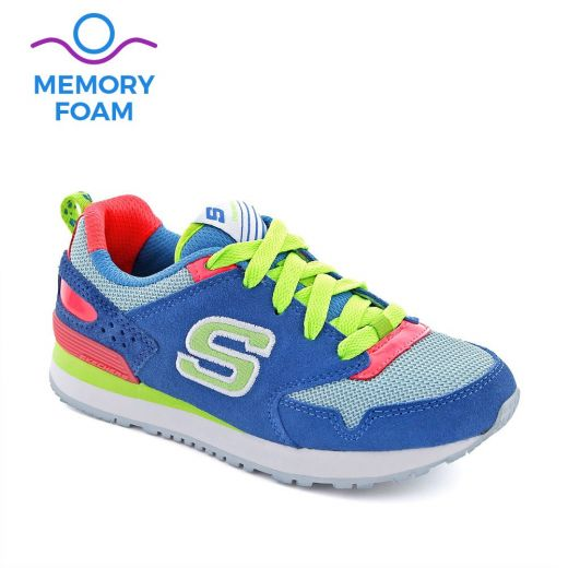 Pantofi sport fete Retrospect Blue