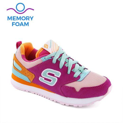 Pantofi sport fete Retrospect Hot Pink