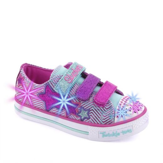 Tenisi fete Twinkle Toes Turquoise