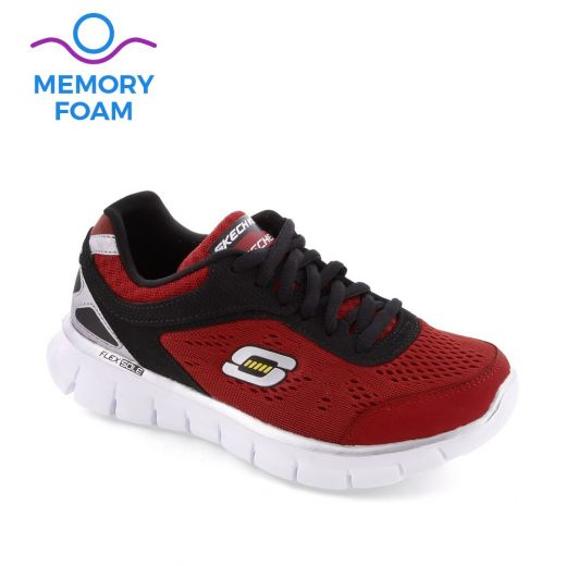 Pantofi sport baieti Synergy Power Red