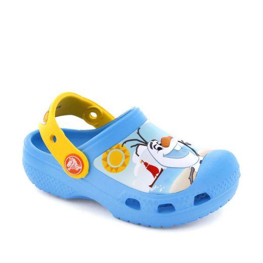 Sandale plaja copii Olaf Electric Blue