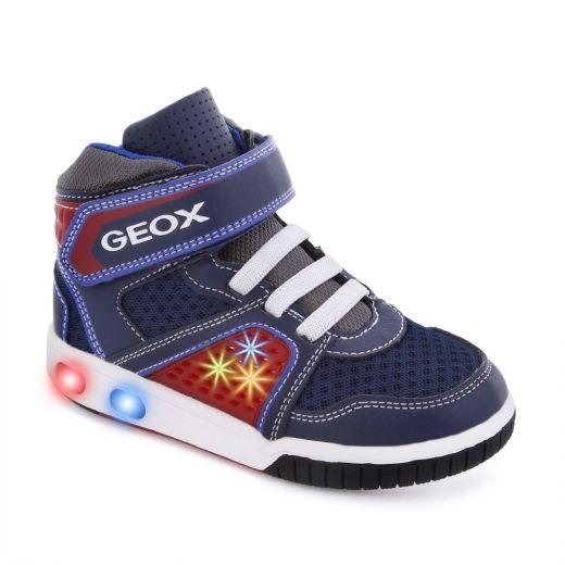 Pantofi sport baieti Gregg A Navy Royal