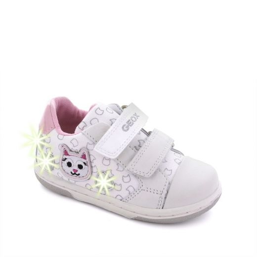 Pantofi sport fete Flick GF White Cat