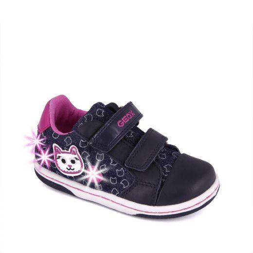 Pantofi sport fete Flick GF Avio Fuchsia